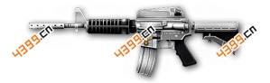火线精英手机版M4A1白银