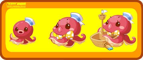 奥比岛大胃章鱼