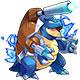 热血精灵王极光龟