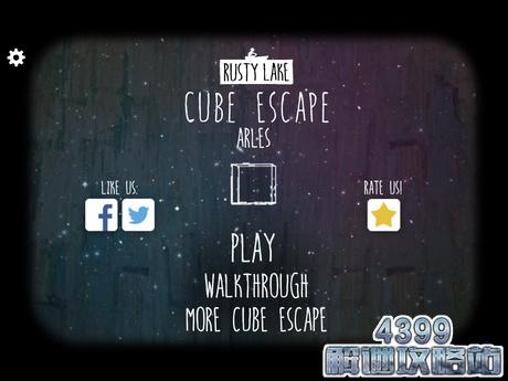 Cube Escape Arles攻略 方块房间逃脱阿尔勒图文..