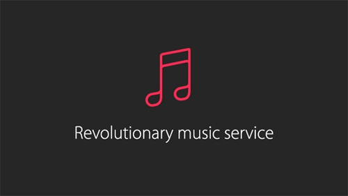 WWDC2015苹果开发者大会Apple Music部分汇总及简评