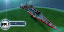 我的世界手机版存档 骸骨号飞船