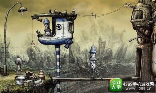 《机械迷城》将入华推出官方中文版