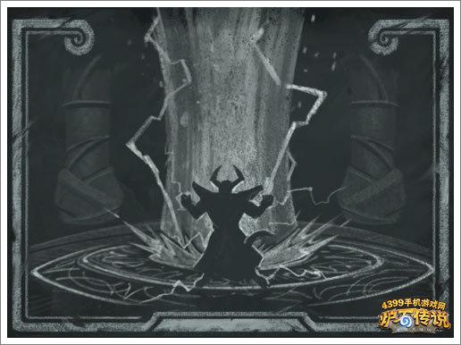 炉石传说乱斗模式大量原画曝光