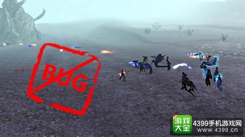 游戏bug
