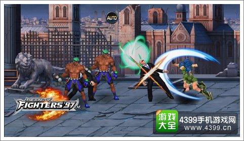 城里人的玩法 《拳皇97OL》自制格斗家头像