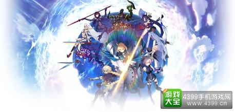 《Fate/Grand Order》预约量突破50万 新情报公开
