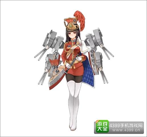 战舰少女新版本