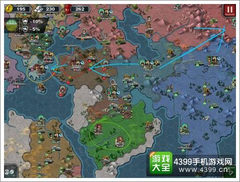 世界征服者3攻略