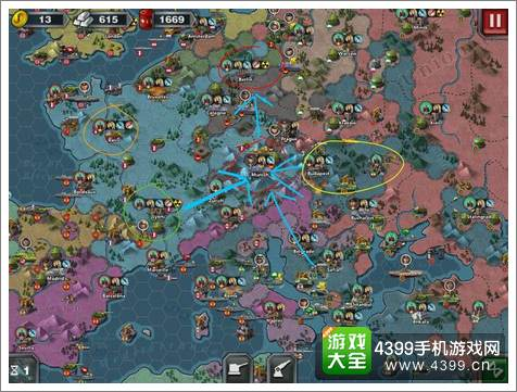 世界征服者3征服教程