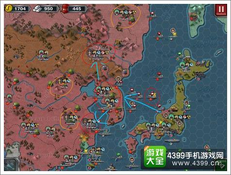 世界征服者3无将通关征服攻略