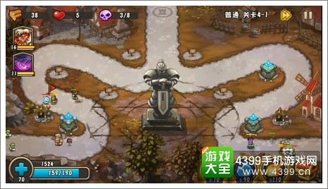 城堡突袭2第4-1关地精