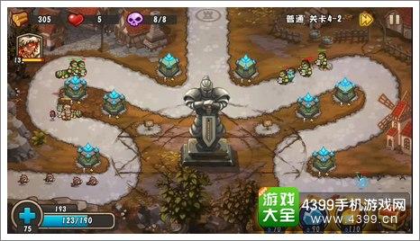 城堡突袭2第4-2关结尾