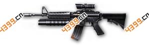 火线精英手机版M4榴弹
