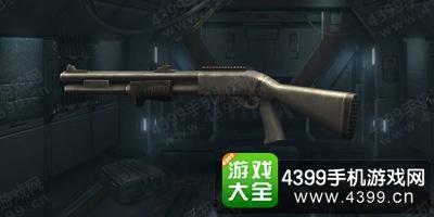 全民枪王霰弹枪M870