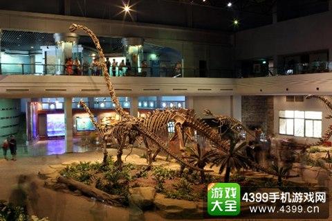 侏罗纪世界手游
