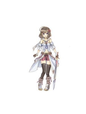 十字召唤师精灵剑士·艾莉塔图鉴 精灵剑士·艾莉属性技能