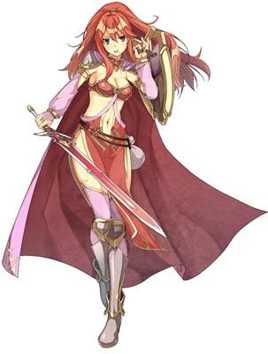 十字召唤师财宝骑士·玛丽娜图鉴 财宝骑士·玛丽娜属性技能