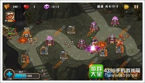 城堡突袭2第10-3关BOSS战3