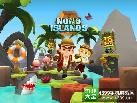诺诺岛通关攻略大全 Nono Islands全章节通关攻略