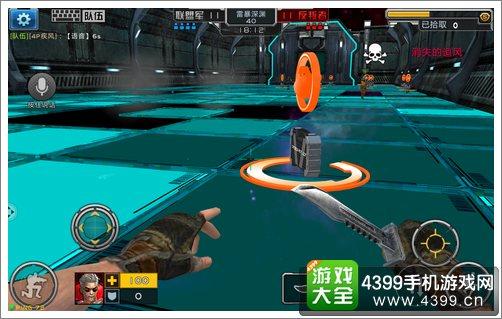全民枪战2(枪友嘉年华)破碎空间