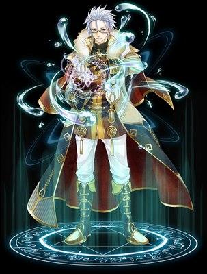 十字召唤师苍蓝贤帝·基尔罗德图鉴 苍蓝贤帝·基尔罗德属性技能