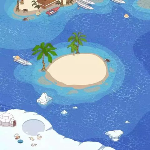 《暖暖环游世界》太平洋&新西兰新地图