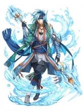 十字召唤师清水精灵·科利亚纳图鉴 清水精灵·科利亚纳属性技能