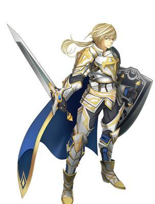 十字召唤师圣骑士·佛利斯图鉴 圣骑士·佛利斯属性技能