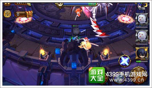 剑舞者们致命游戏玩法攻略