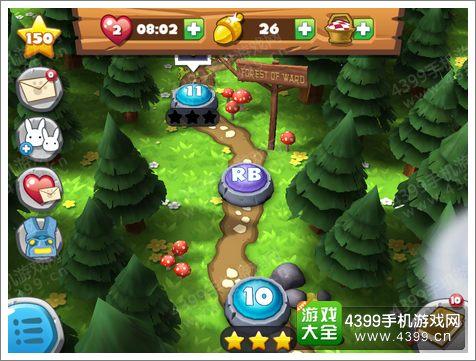 森林之家攻略