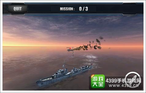 世界战舰战斗怎么样