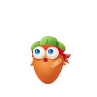保卫萝卜3普通萝卜