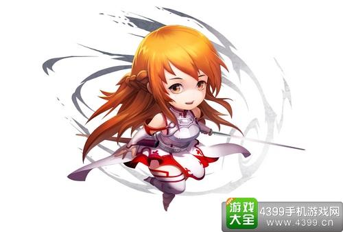 剑舞者们亚丝娜