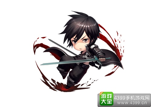 剑舞者们桐人