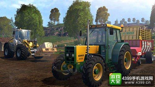 模拟农场16手游