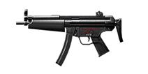 枪战英雄入门冲锋枪MP5怎么样 冲锋枪MP5属性详解