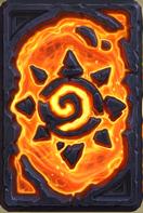 炉石传说熔火之心卡背