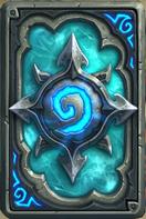 炉石传说冰冠冰川卡背