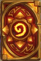 炉石传说炎魔之王卡背