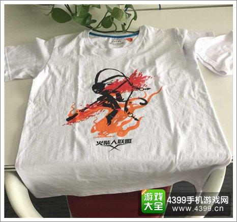 火柴人联盟T恤衫