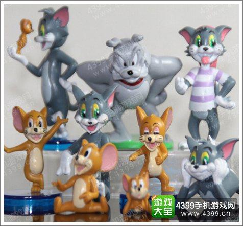 猫和老鼠官方手游全员