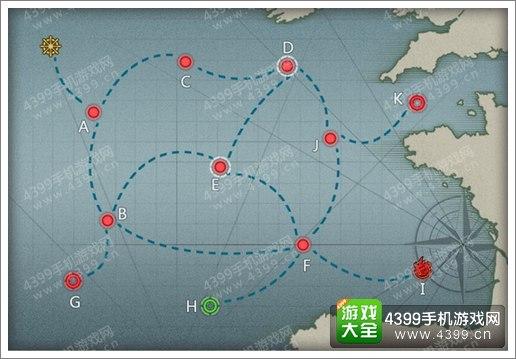 战舰少女6-ex01攻略 6-ex01捞船配置