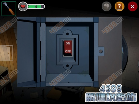 密室逃脱3第一章第四关