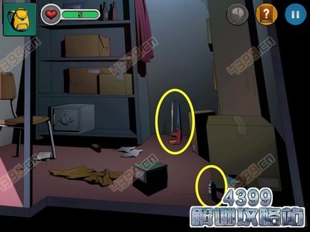 密室逃脱3第一章第六关
