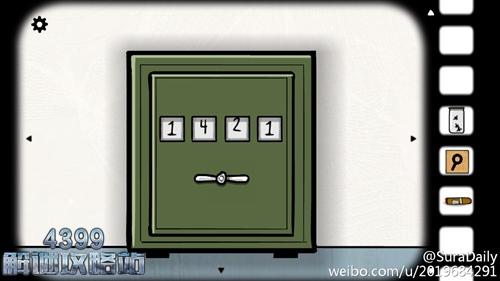 方块房间逃脱23号案件第一章攻略