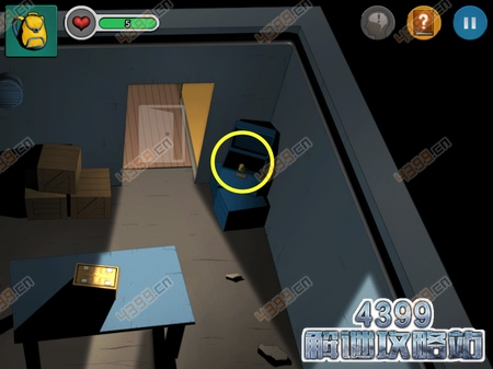 密室逃脱3第一章第七关