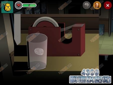 密室逃脱3第一章第八关