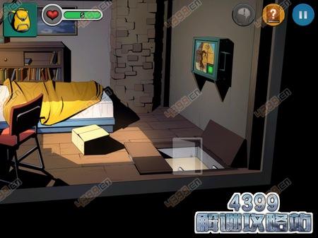 密室逃脱3第一章第九关
