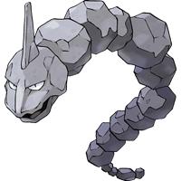 口袋妖怪VS大岩蛇